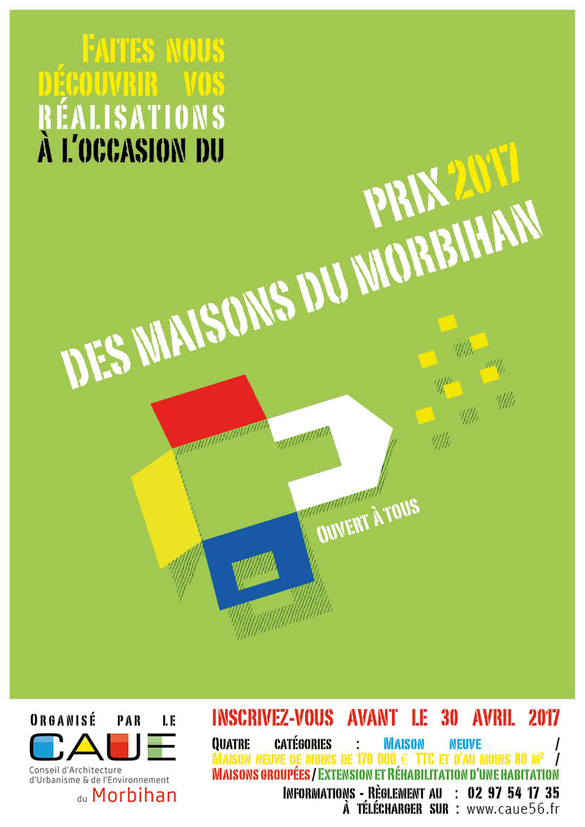 Affiche inscription 2017