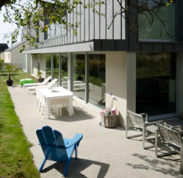 maison bi coque agence bohuon bertic architectes lorient. Black Bedroom Furniture Sets. Home Design Ideas
