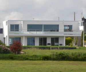 villa littorale christophe le moing architecte dplg lorient. Black Bedroom Furniture Sets. Home Design Ideas