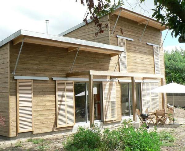 Maison toulchignanet patrice bideau for Architecte auray