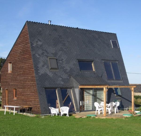 la maison solaire altersol ing nierie elven. Black Bedroom Furniture Sets. Home Design Ideas