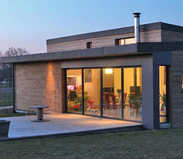 maison architecte 150m2
