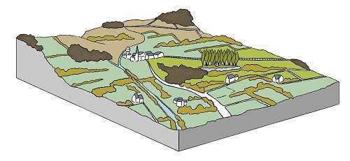 Bloc paysage