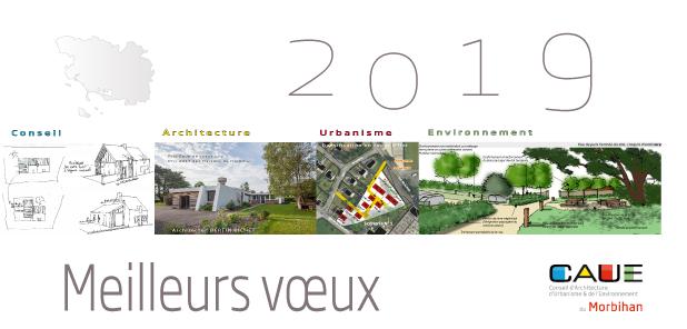 voeux 2019 CAUE